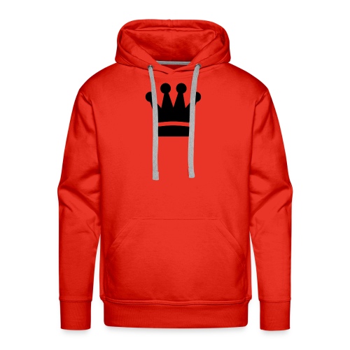 4 Star Crown - Men's Premium Hoodie