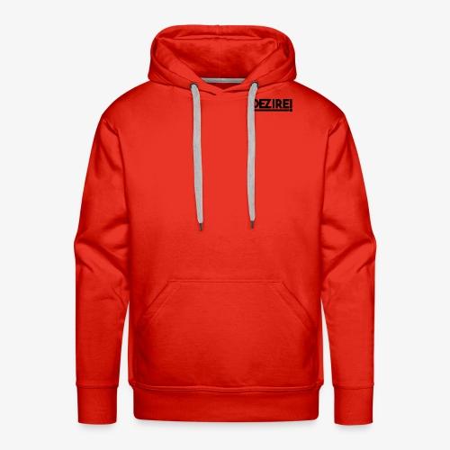 Dezire BLACK - Men's Premium Hoodie