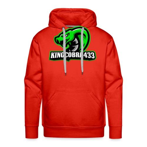 Kingcobra433 - Men's Premium Hoodie