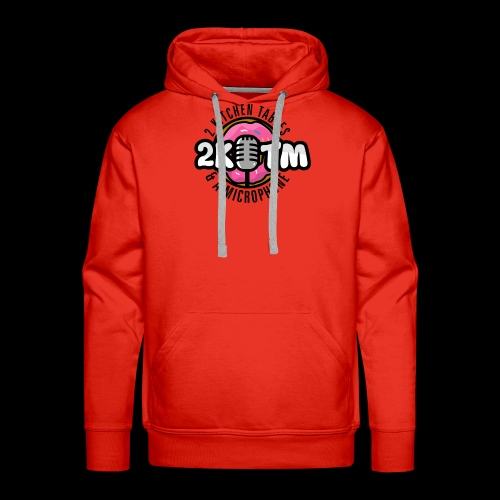 Two Kitchen Tables & A Microphone - Men's Premium Hoodie