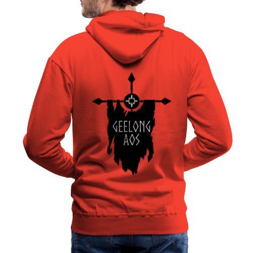 Geelong AOS - CHAOS - Men's Premium Hoodie