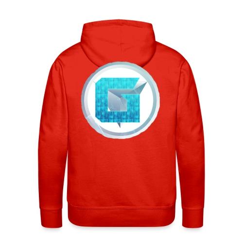 blue69 - Men's Premium Hoodie