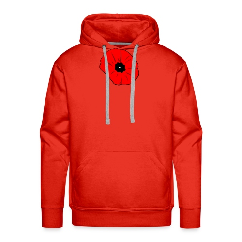 Poppy at Poppy! - Men's Premium Hoodie