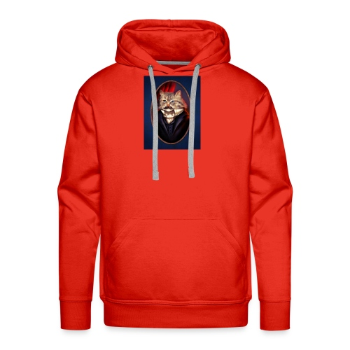 Dapper Cat - Men's Premium Hoodie
