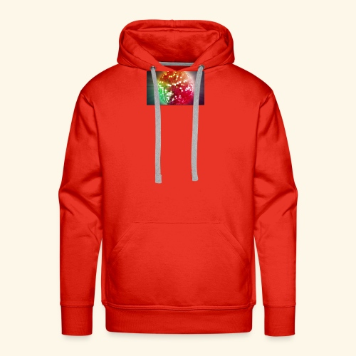 The Disco Party - Men's Premium Hoodie