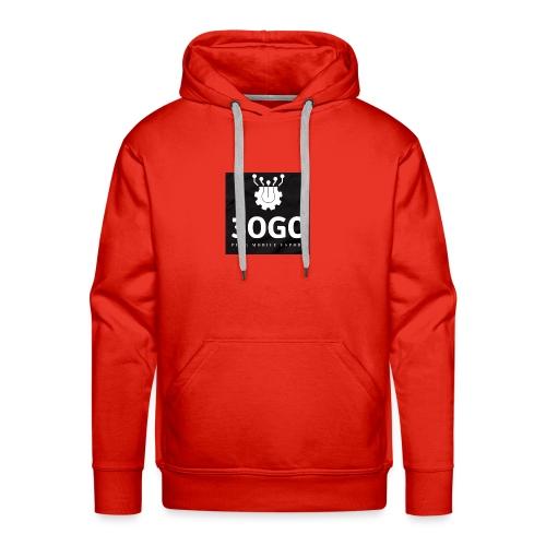 3OGC PUBG mobile - Men's Premium Hoodie