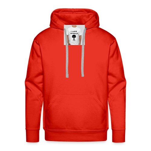 love myself - Men's Premium Hoodie