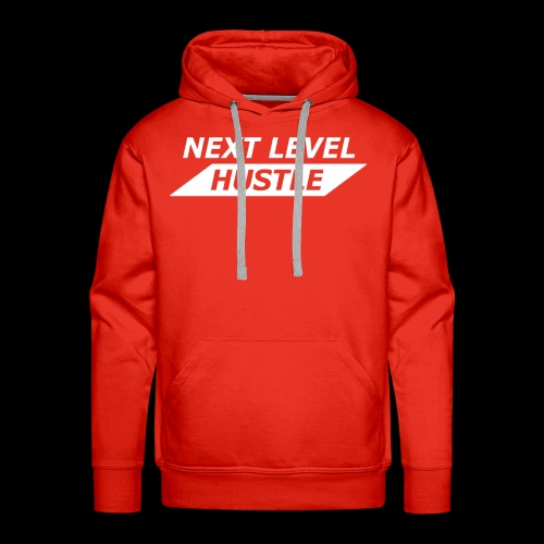 NEXT LEVEL HUSTLE - Men's Premium Hoodie