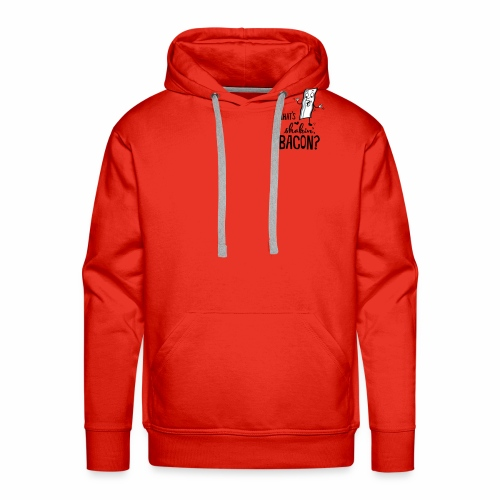 What's Shakin' Bacon - Men's Premium Hoodie