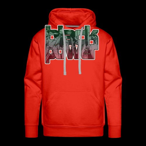 Black Power - Men's Premium Hoodie