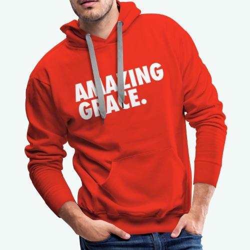 AMAZING GRACE - Men's Premium Hoodie