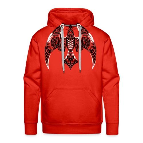 Hawk Totem - Men's Premium Hoodie
