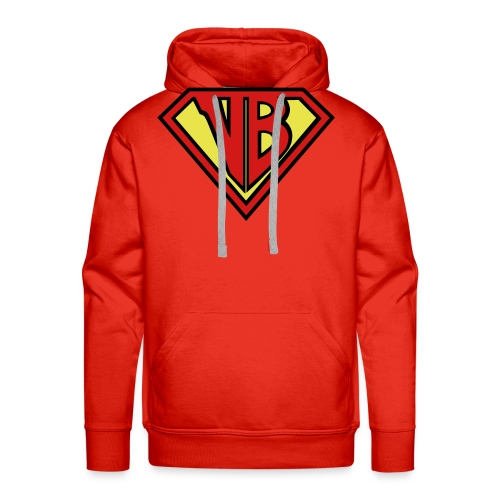 VB Hero Woman - Men's Premium Hoodie