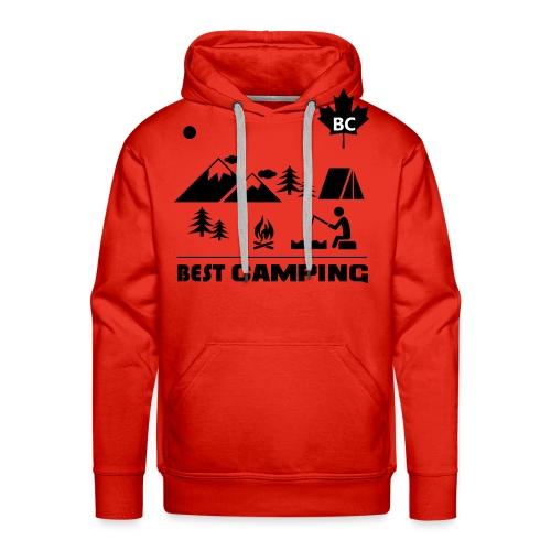 BC Best Camping - Men's Premium Hoodie