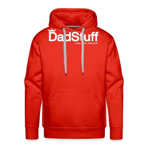 DadStuff Full View - Men's Premium Hoodie