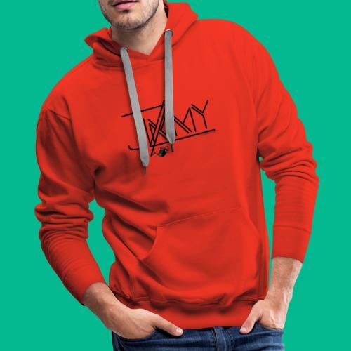 Actor James J Zito III Swag Shop - Men's Premium Hoodie