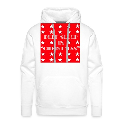 Christmas theme - Men's Premium Hoodie