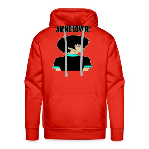 anime lover - Men's Premium Hoodie