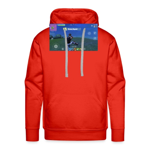 My First Win! - Men's Premium Hoodie