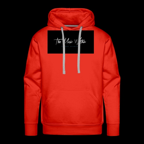 the music within mens hoodie - Men's Premium Hoodie