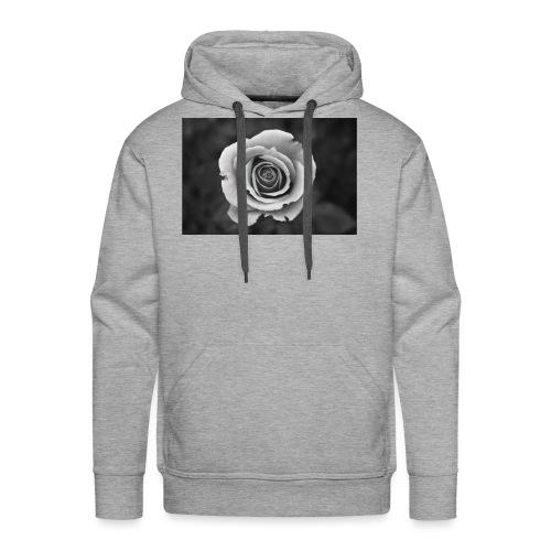 dark rose - Men's Premium Hoodie
