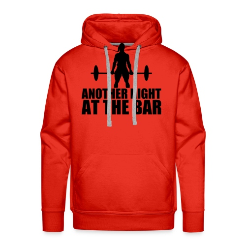 Another Night at the Bar - Men's Premium Hoodie