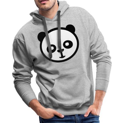 Panda bear, Big panda, Giant panda, Bamboo bear - Men's Premium Hoodie