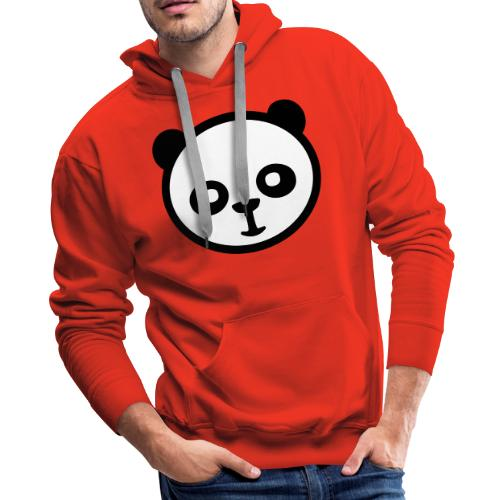 Panda bear, Big panda, Giant panda, Bamboo bear - Men's Premium Hoodie