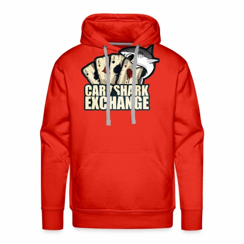 Card Shark 1 - Men's Premium Hoodie