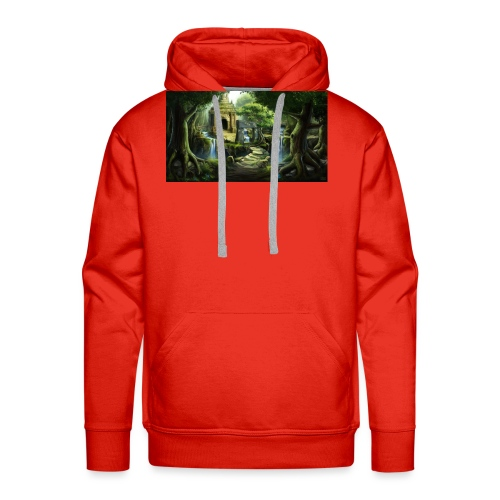The Ancient Wild Lucian - Men's Premium Hoodie