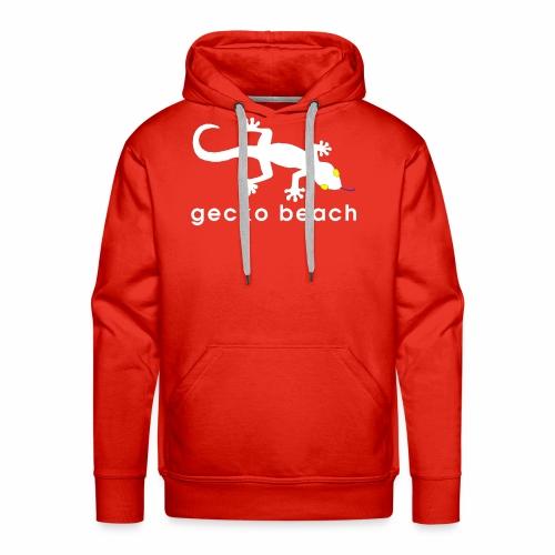 Gecko Beach - Men's Premium Hoodie