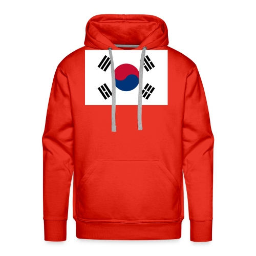 Flag of South Korea - Men's Premium Hoodie