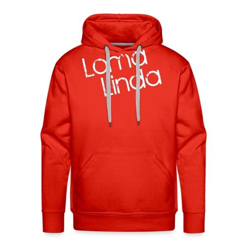 lomalinda white - Men's Premium Hoodie