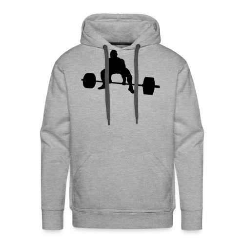 Powerlifting - Men's Premium Hoodie