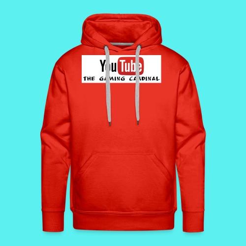 Youtube temp logo - Men's Premium Hoodie