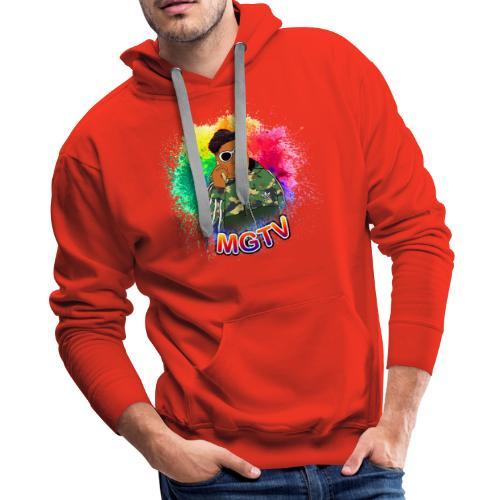 NEW MGTV Clout Shirts - Men's Premium Hoodie