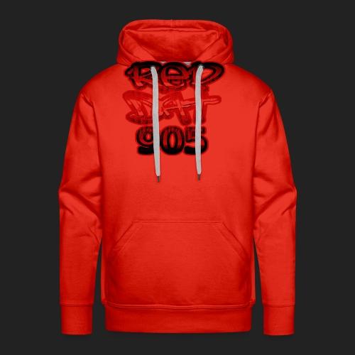 REP DAT 905 - Men's Premium Hoodie