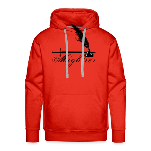 mightier - Men's Premium Hoodie