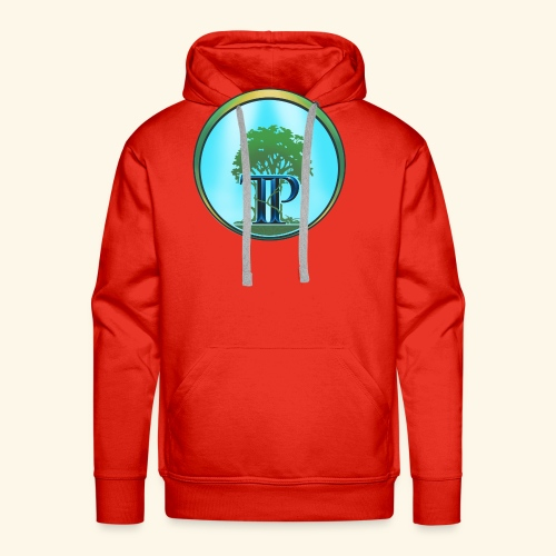 The Twin Powers Ring Logo - Men's Premium Hoodie