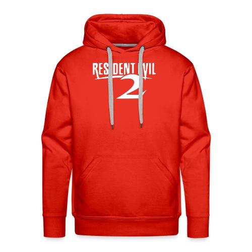 Resident Evil 2 REimagined RPD - Men's Premium Hoodie