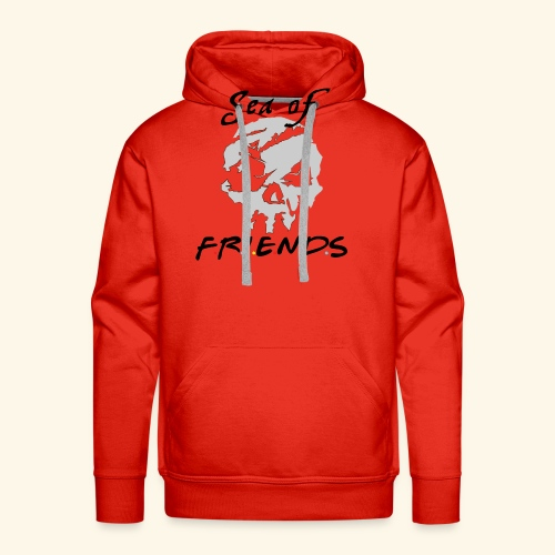 Sea of Friends - Men's Premium Hoodie
