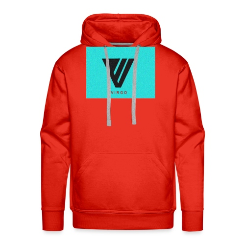 Virgo : Color - Men's Premium Hoodie