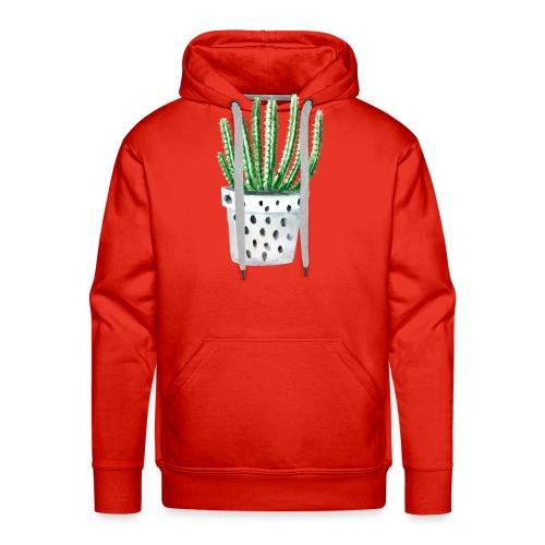 Cactus - Men's Premium Hoodie