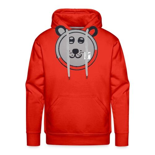 Hidden Panda - Men's Premium Hoodie