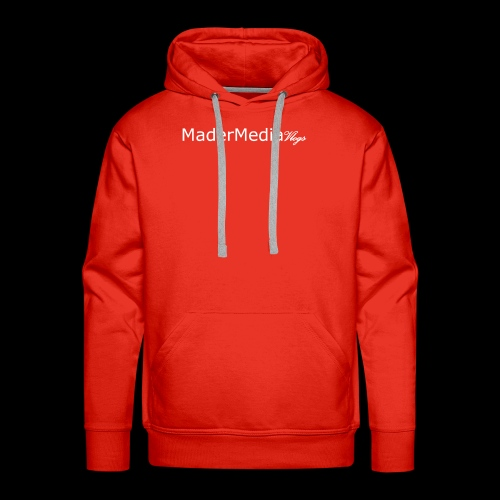 Simple MMV Logo - Men's Premium Hoodie