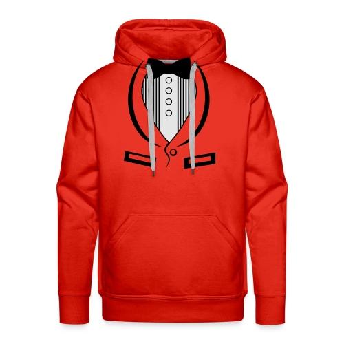 Suit Shirt - Men's Premium Hoodie