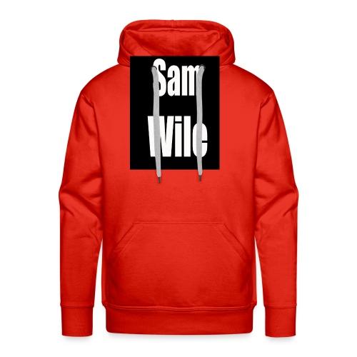 samlogo - Men's Premium Hoodie
