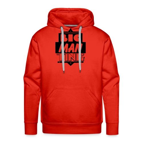 Big man ting - Men's Premium Hoodie