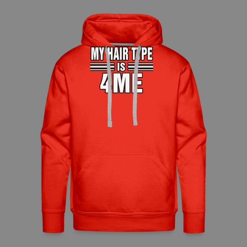Hair Type 4ME - Men's Premium Hoodie