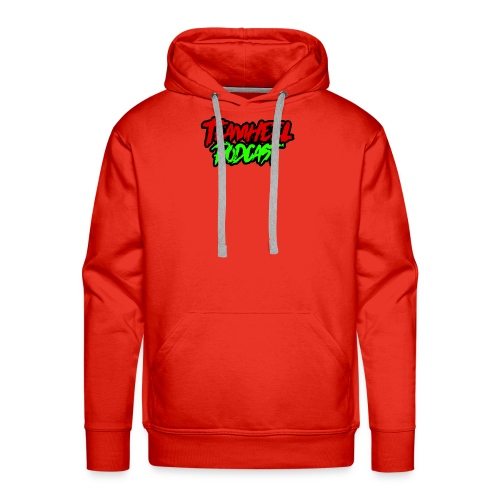 TEAMHEEL Podcast RedNGreen - Men's Premium Hoodie